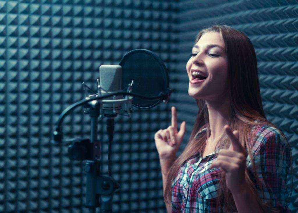 lage hjemmestudio akustisk behandling